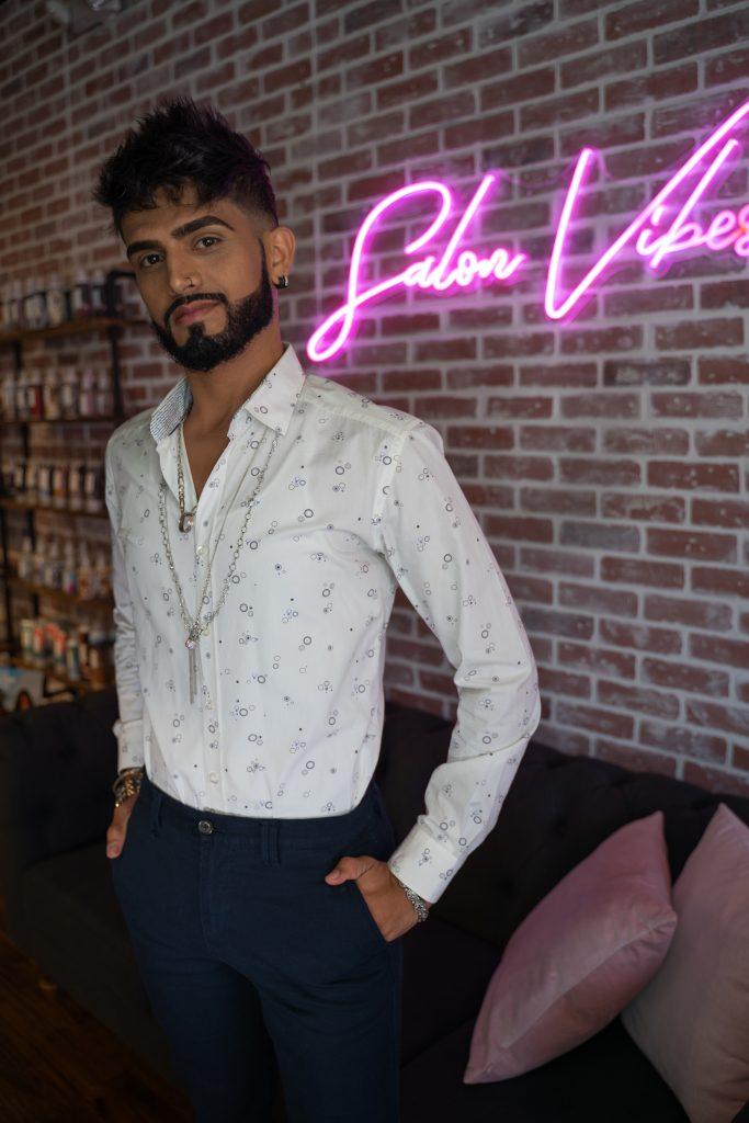Salon Vibes Shareif Shaman