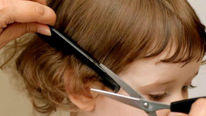Salon Vibes Childrens Hair Cuts